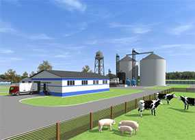Проектирование зданий и сооружений сельскохозяйственного назначения (ферм, комплексов, хранилищ)