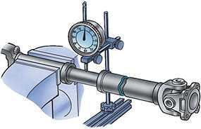 Ремонт, диагностика, изготовление и техническое обслуживание карданных валов для легковых автомобилей