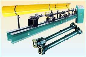 Ремонт, диагностика, изготовление и техническое обслуживание карданных валов для грузовых автомобилей