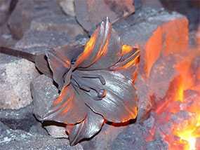Художественная обработка (ковка) металла