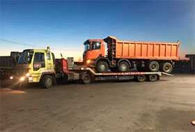 Услуги эвакуатора грузоподъемностью до 40 тонн