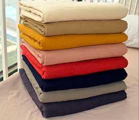 Определение показателей радиационной безопасности в текстильных материалах