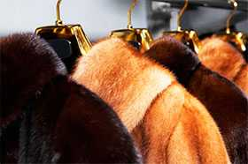 Определение показателей радиационной безопасности коже и мехе натуральном