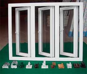 Испытания профилей поливинилхлоридных для окон и дверей