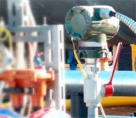 Определение скорости и расхода газовых потоков, давления, температуры