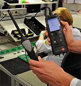 Измерение физических факторов рабочих мест