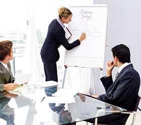 Организация и проведение семинаров по системам менеджмента и связанным с ними вопросов