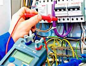 Испытание изоляции кабельных линий и электрооборудования