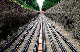 Трассировка и фазировка кабельных линий