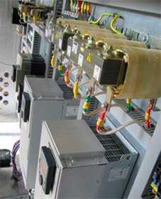 Проверка и настройка срабатывания электрозащитной аппаратуры