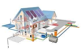 Устройство внутренних сетей водопровода и канализации