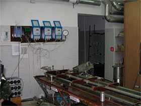 Испытание и поверка средств измерения объёмного расхода жидкости и количества теплоты