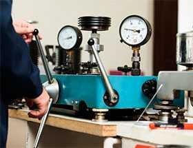Поверка и калибровка средств измерений теплотехнических и физико-химических величин