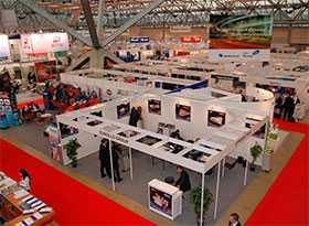 Организация посещения крупнейших мировых специализированных выставок
