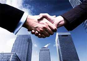 Оказание содействия созданию коммерческих предприятий с участием иностранного капитала