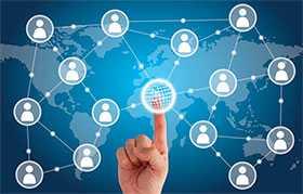 Предоставление списка компаний, работающих в интересующих клиента отраслях