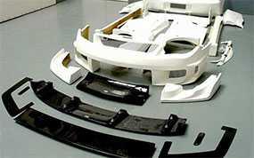 Изготовление обвесов на автомобиль из нержавеющей стали по индивидуальному заказу