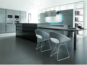 Изготовление мебели Hi-tech (Хай-тек) из нержавеющей стали для квартиры, коттеджа
