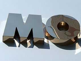 Изготовление металлических букв и знаков из нержавеющей стали
