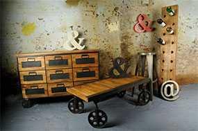 Изготовление мебели LOFT (Лофт) по индивидуальному заказу