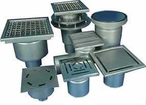 Изготовление канализационных трапов из нержавеющей стали