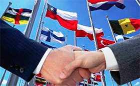 Организация торгово-экономических миссий в страны ближнего и дальнего зарубежья