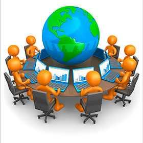 Предоставление адресной информации о зарубежных Торгово-промышленных палатах, с которыми БелТПП сотрудничает
