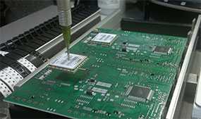 Монтаж SMD-компонентов без применения трафаретов