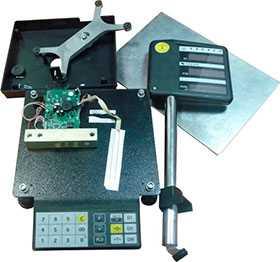 Текущий ремонт электронных весов грузоподъемностью от 200 кг