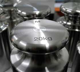 Подготовка к государственной поверке весов электронных грузоподъемностью от 200 кг