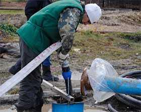 Капитальный ремонт артезианских скважин