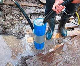 Ликвидационный тампонаж артезианских скважин