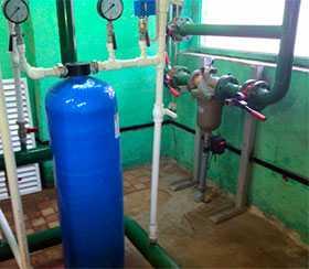 Пусконаладочные работы инженерных систем и оборудования химводоподготовки и водоочистки, водоотведения и электрооборудования
