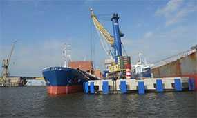 Морские грузоперевозки через порты Клайпеды