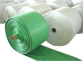 Производство ткани полипропиленовой рукавной