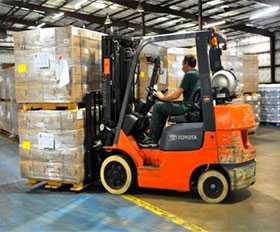 Сортировка и комплектация грузов