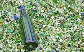 Закуп (прием) стеклобоя у населения и предприятий для дальнейшей переработки