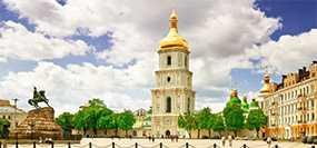 Туры выходного дня в Киев
