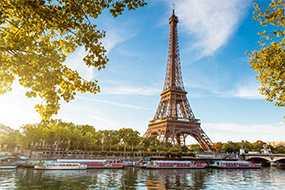 Туры по Европе Французские каникулы