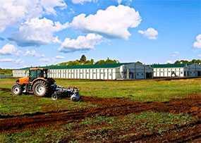 Обследование сельскохозяйственных зданий