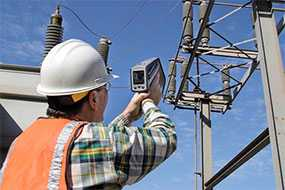 Обследование сети электроснабжения