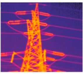 Тепловизионное обследование сетей электроснабжения