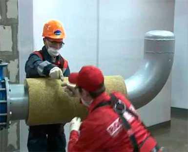Переподготовка по специальности изолировщик на гидроизоляции