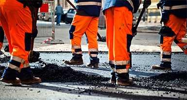 Переподготовка по профессии дорожный рабочий