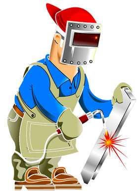 Повышение квалификации электросварщика ручной сварки