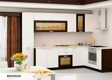 Установка кухни премиум класса AYRO