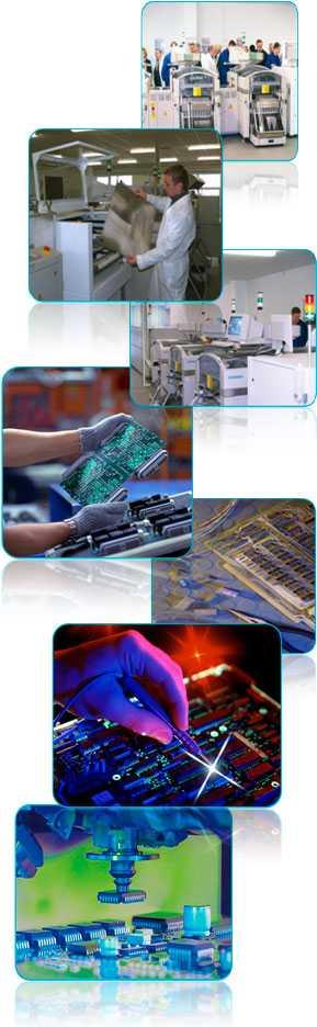 Ремонт смонтированных печатных плат любой сложности