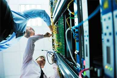 Строительство телекоммуникационной инфраструктуры, прокладка ВОЛС