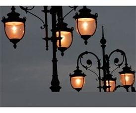 Литье фонарей и столбиков
