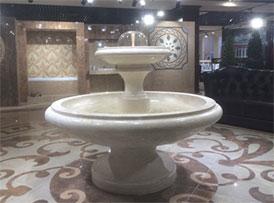 Изготовление и установка фонтанов из мрамора